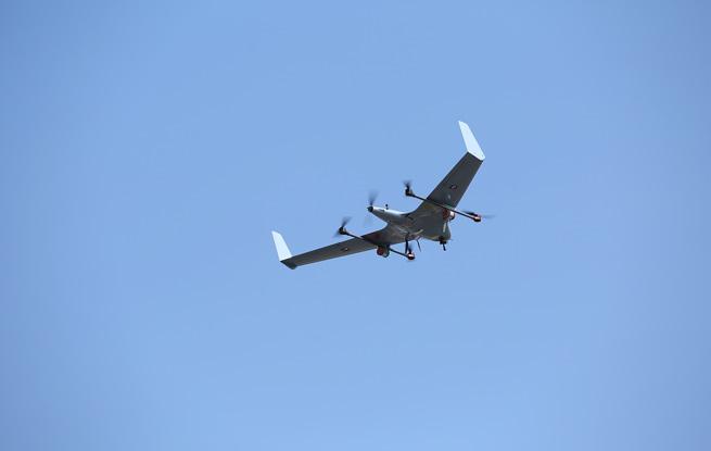 天眼!国产警用安防无人机先进技术发布