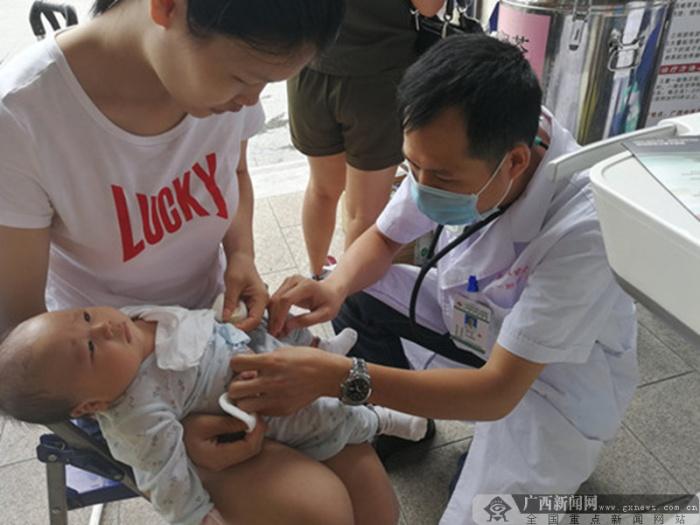 广中医仙葫院区一年门急诊量达35万人次
