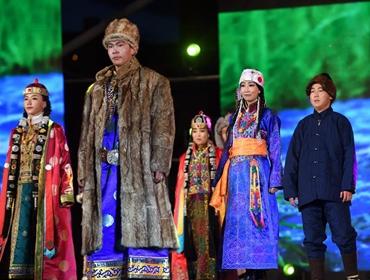 八省区蒙古族服饰艺术节