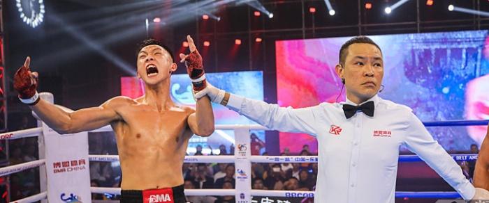 首届中国-东盟拳王赛南宁落幕 广西3拳手斩获2冠
