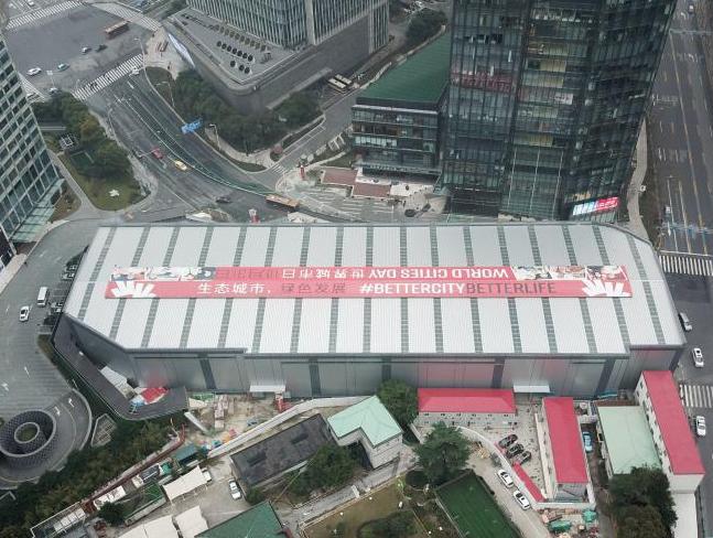 上海浦东建设条件最复杂的地铁站在陆家嘴加紧建设