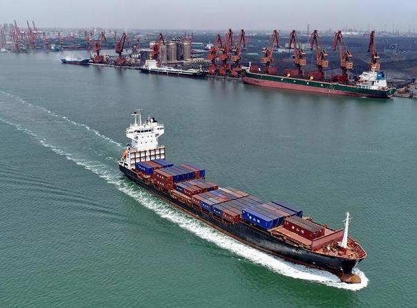 唐山港货物吞吐量超2亿吨