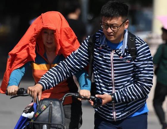 北京高温来袭