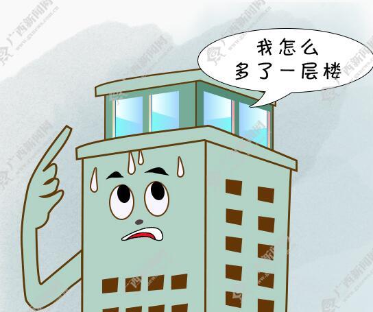 """【新桂漫画】""""楼中楼"""""""