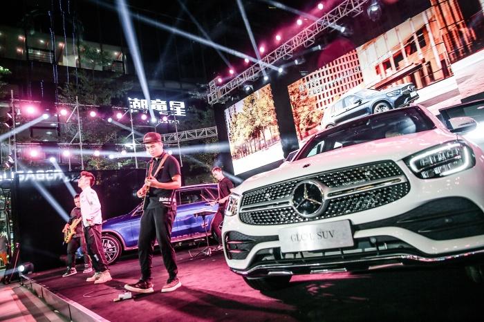 新一代梅赛德斯-奔驰长轴距GLC SUV南宁上市
