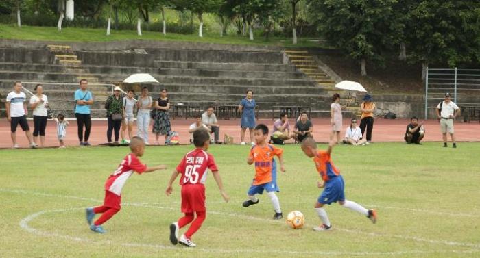 雪佛兰品牌携手青少年足球赛 启程未来
