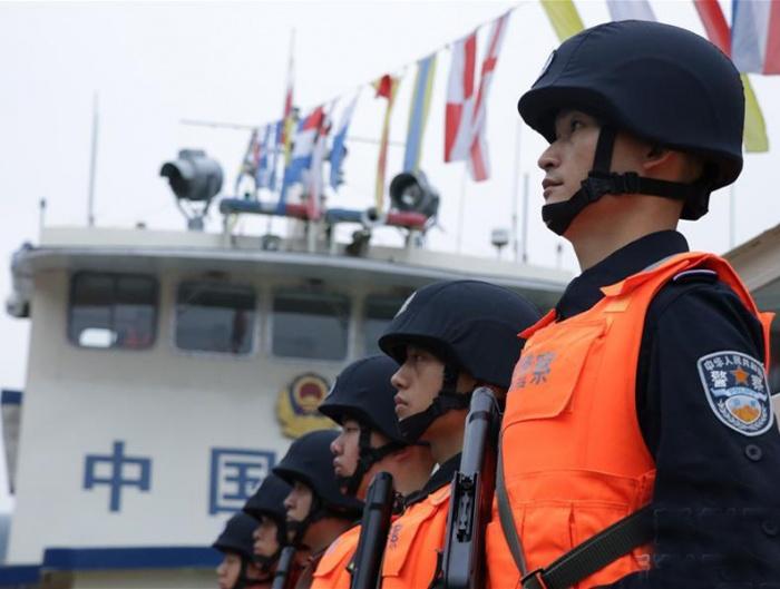 第88次中老缅泰湄公河联合巡逻执法启动
