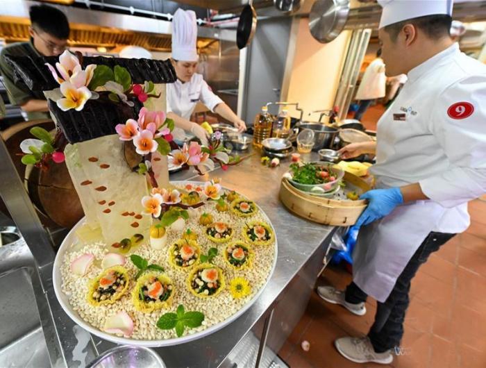 马来西亚举办中马厨艺交流赛