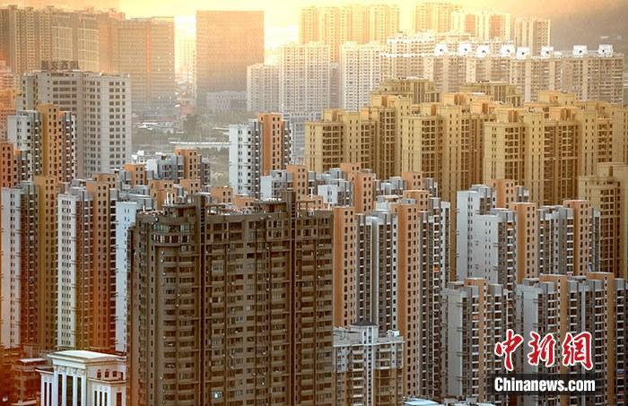 报告:2019年中国40城新房成交量同比小增2%