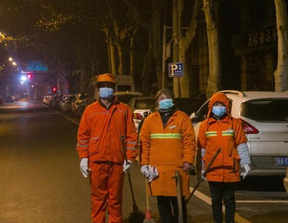 武汉:城市卫生我来守护