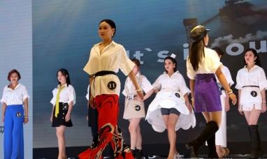 """""""革·尚""""盛典年度时尚人物总决赛 众享时尚环保盛宴"""
