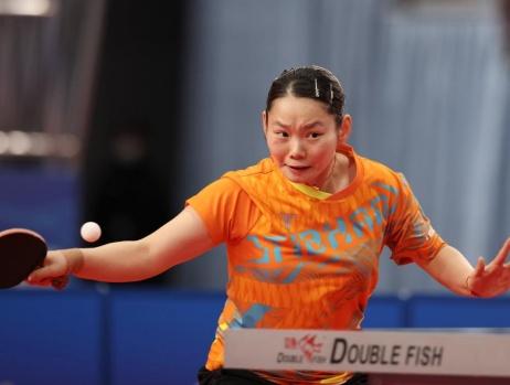 全运会-乒乓球女团:河北队获得铜牌