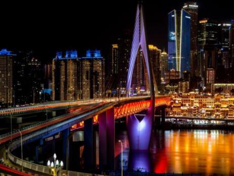 重庆:实施城市更新 塑造山水相依的魅力之城