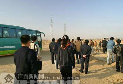 组图:建设开发中的辽宁锦州港
