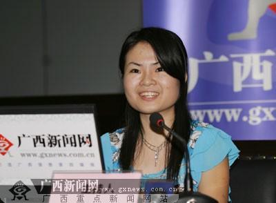 广西记者做客新闻网 畅谈天路见闻