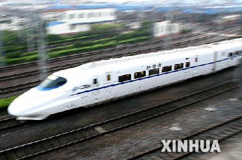 """中国铁路第六次大提速 牵出广西""""四大变化"""""""