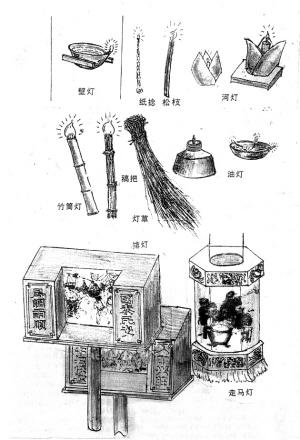 继而刊载李鲜先生的手绘传统手工艺作品系列.