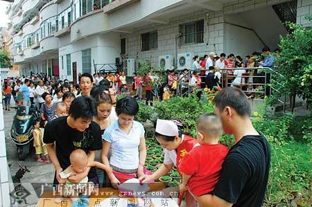 南京儿童医院排队图