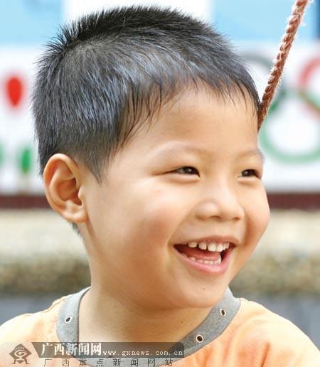 """""""5岁的笑脸""""征集活动10名小朋友脱颖而出"""