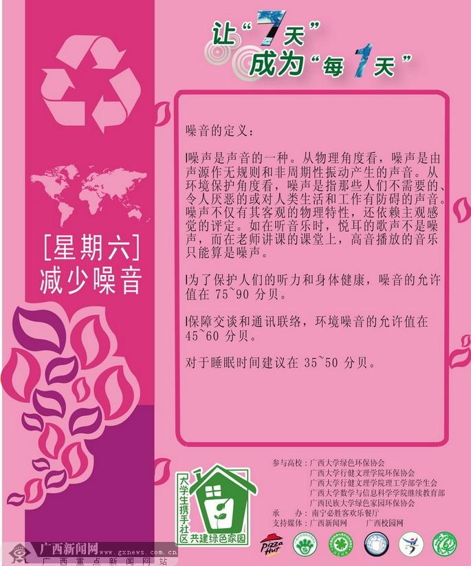 环保海报(六)