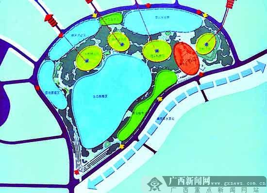 南寧鳳嶺兒童公園設計方案出爐:將設八個小景區