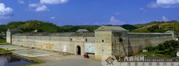 广西赣州风景区