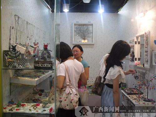[原创]学生创办diy饰品店 只售独一无二的快乐图片