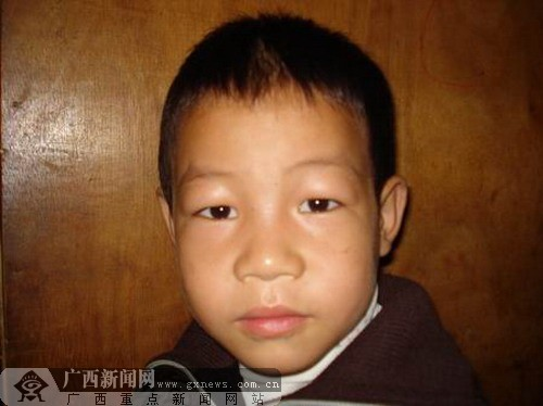 广西警方又成功解救两名被拐儿童 为其寻亲生父母