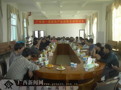 [原创]广西绿色健康食材联盟:科德鑫鸵鸟养殖场