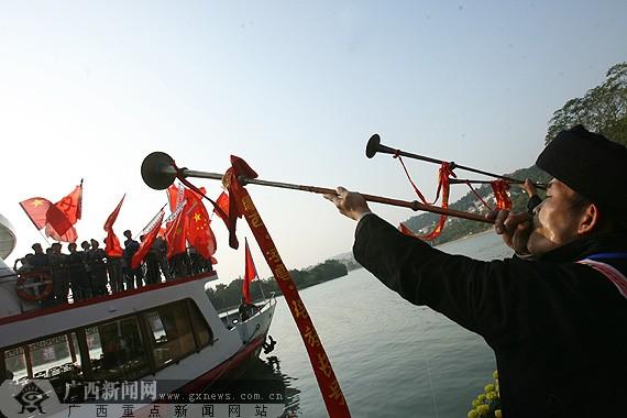 """[原创]打造红色旅游新项目 """"小平号""""""""红船""""启航"""