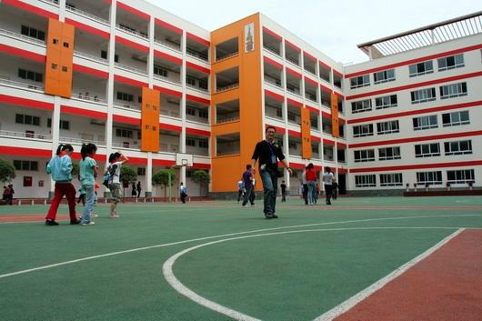 [新汶川]泰国公主捐款绵阳建小学