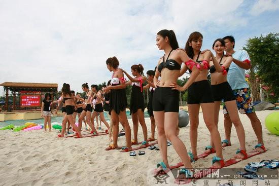 该项赛事由中国服装设计师协会和广西电视台主办,广西电视台都市频道