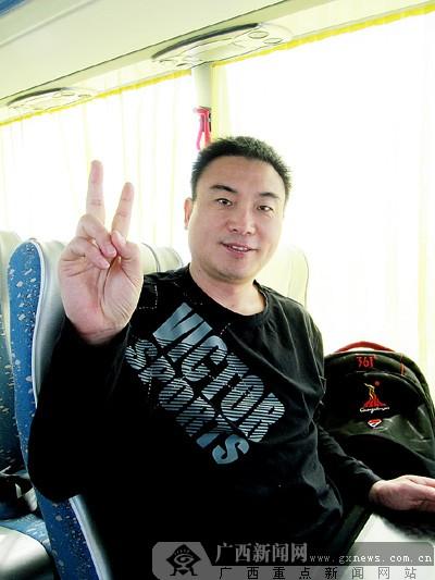 偶遇广西羽毛球队总教练赵剑华 为央视做解说嘉宾