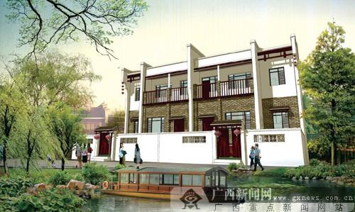 广西农村建房设计图纸