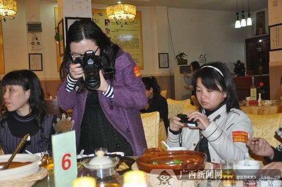 """【体验南宁】相约素菜馆:""""素""""也能以假乱""""荤"""""""