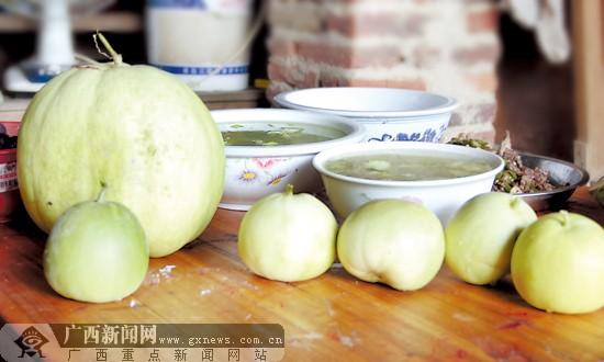 一个香瓜重3公斤 农业专家说 可能是基因变异 图图片