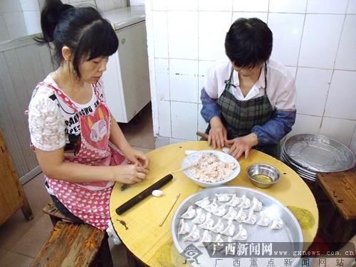 老甘粉饺名不虚传 传统手艺唯恐失传