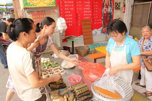 探访水街美食——品味纯手工制作的糕点