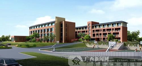 南宁凤岭北将再建一所小学明天小学将迁至相学校习惯学生年级v小学一图片