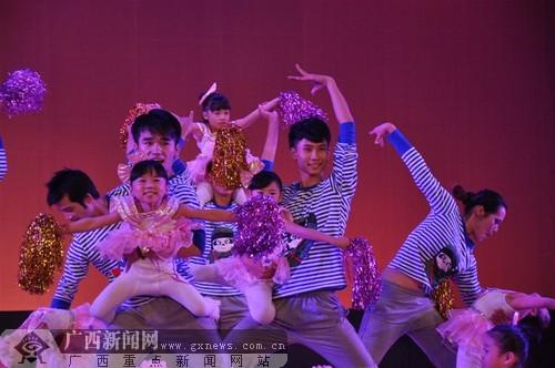 学前教育的新春天--广西幼师专科学校培养男幼师