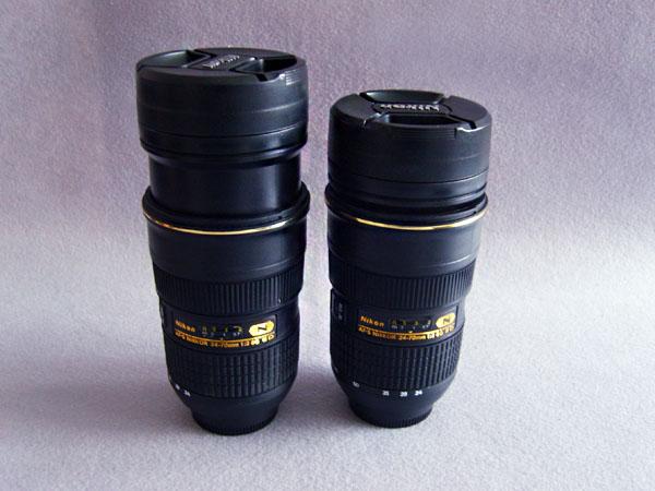 24-70mm镜头杯子