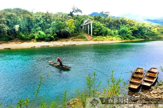 """贝江连同古偿河一起有望""""托起""""柳州市区供水需要"""