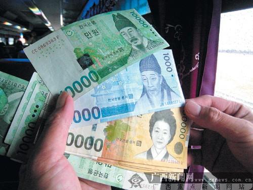 而如果市民到飞机场兑换100元人民币,一般只能换到450元左右的泰铢.