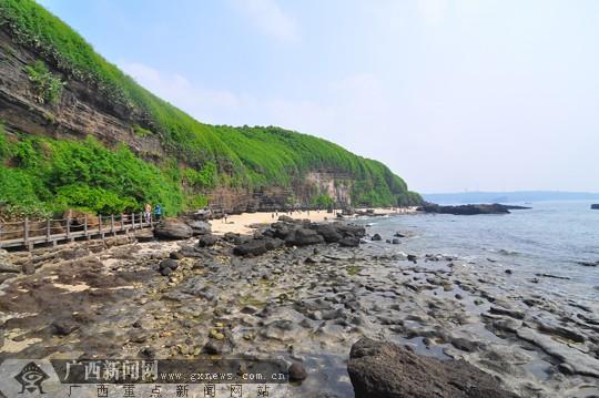 游览北海涠洲岛 邂逅美丽迷人的海上明珠(图)-广西