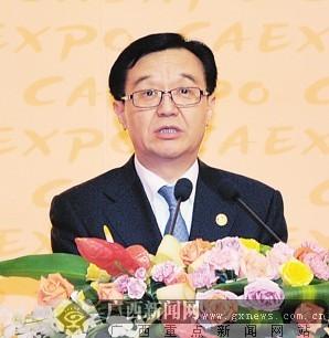 高虎城在第九届中国-东盟博览会开幕式上的致辞
