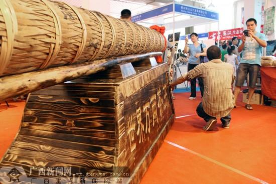 """中国-东盟博览会农业展:客商赚到钱 市民认为""""好"""""""