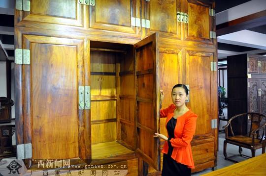 价值6800万 天价红木家具现身邕城(图)