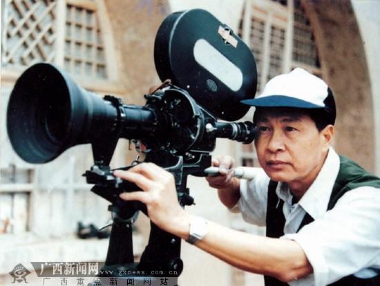 高级电影摄影师雷甲铭讲述广西电影镜头背后故事