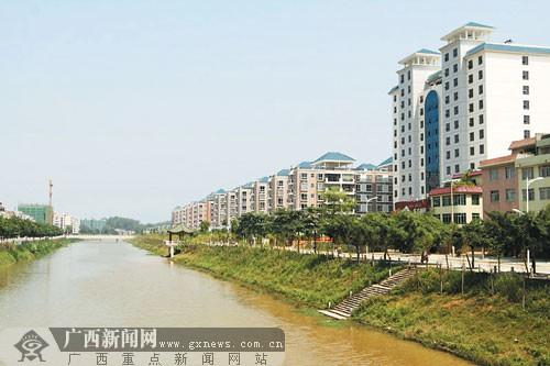 广西灵山陆屋风景