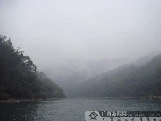 融安融水和柳城联合推广生态休闲养生游路线-广西新闻